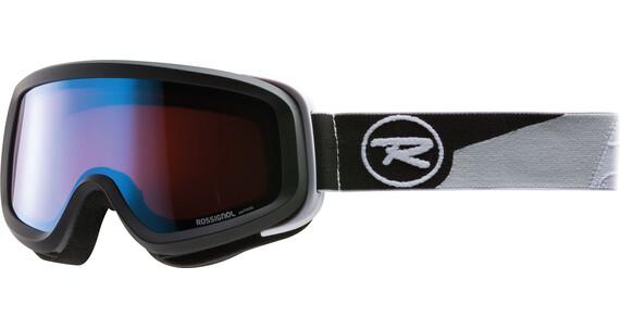 Rossignol Ace HP Mirror Cyl goggles zwart